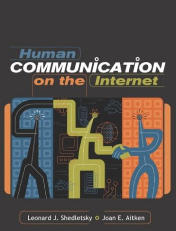 9780205360314: Human Communication on the Internet