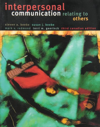 9780205360741: Interpersonal Communication