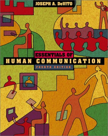 9780205360864: Essentials of Human Communication (with Interactive Companion CD-ROM) (4th Edition)