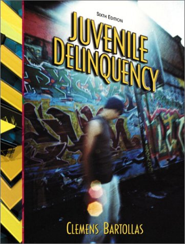 9780205361021: Juvenile Delinquency
