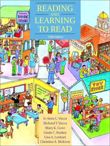 Reading and Learning to Read (5th Edition): Richard T. Vacca,