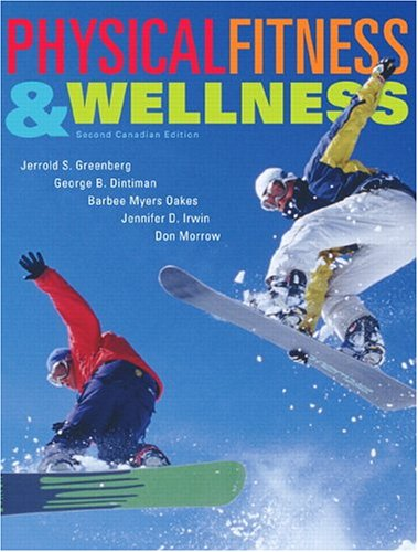9780205365876: Physical Fitness and Wellness, Second Canadian Edition