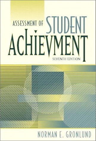 9780205366101: Assessment of Student Achievement (7th Edition)