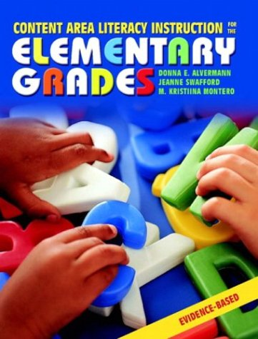 9780205366194: Content Area Literacy Instruction for the Elementary Grades