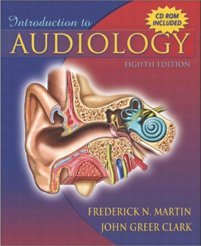 9780205366415: Introduction to Audiology (8th Edition)