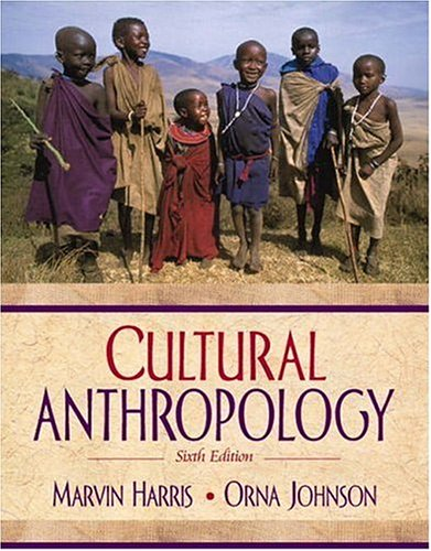 9780205367184: Cultural Anthropology (6th Edition)