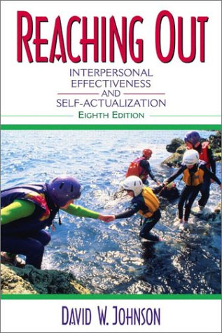 9780205367412: Reaching Out: Interpersonal Effectiveness and Self-Actualization (8th Edition)