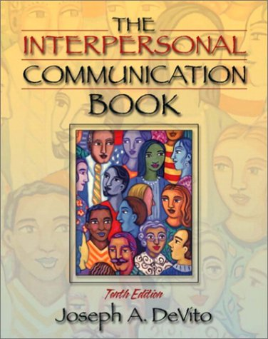 9780205367658: The Interpersonal Communication Book, 10th Edition