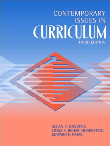 9780205367771: Contemporary Issues in Curriculum (3rd Edition)
