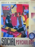 9780205367825: Social Psychology (10th Anniversery Edition)