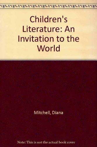 9780205368129: Children's Literature: An Invitation to the World