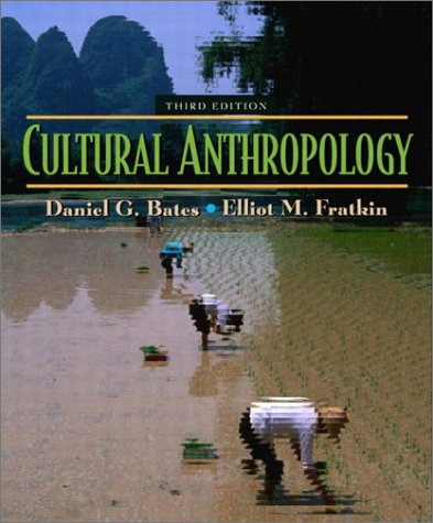 9780205370351: Cultural Anthropology (3rd Edition)