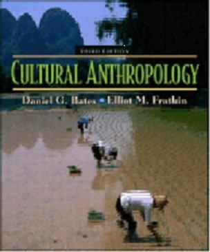 9780205370535: Cultural Anthropology by Daniel G. Bates; Darin David Barney