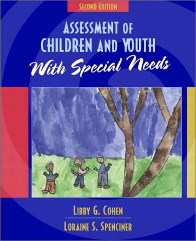 9780205372034: Assessment of Children and Youth with Special Needs (2nd Edition)