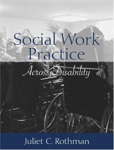 9780205374625: Social Work Practice Across Disability