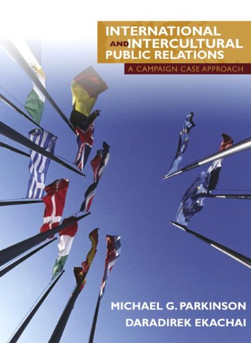9780205375202: International and Intercultural Public Relations: A Campaign Case Approach