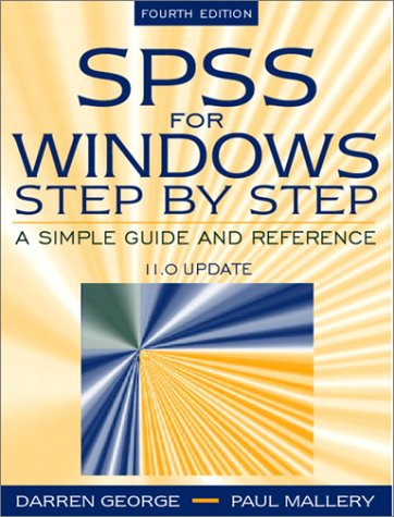 9780205375523: SPSS for Windows Step by Step: A Simple Guide and Reference, 11.0