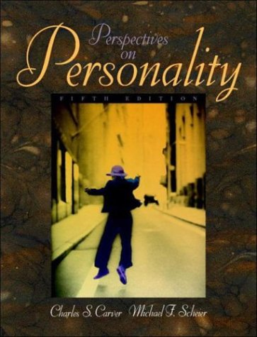 9780205375769: Perspectives on Personality (5th Edition)
