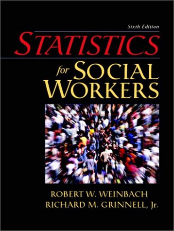9780205375981: Statistics for Social Workers, Sixth Edition