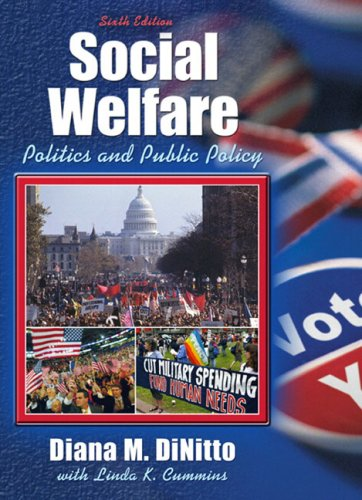 9780205375998: Social Welfare: Politics and Public Policy (6th Edition)