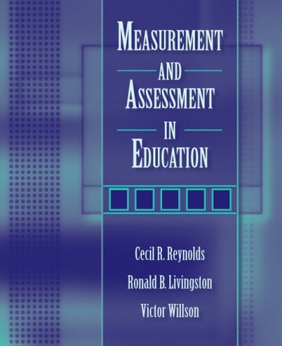 9780205376025: Measurement and Assessment in Education
