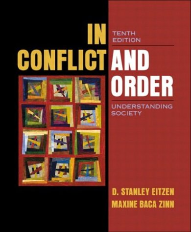 9780205376223: In Conflict and Order: Understanding Society