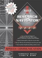 iSearch 2003: Speech Communication: Terence; Barr, Linda