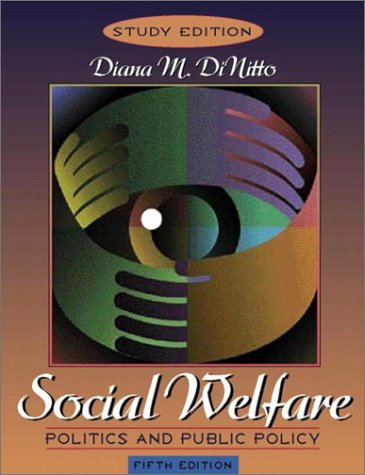 9780205378241: Social Welfare: Politics and Public Policy (Study Edition) (5th Edition)