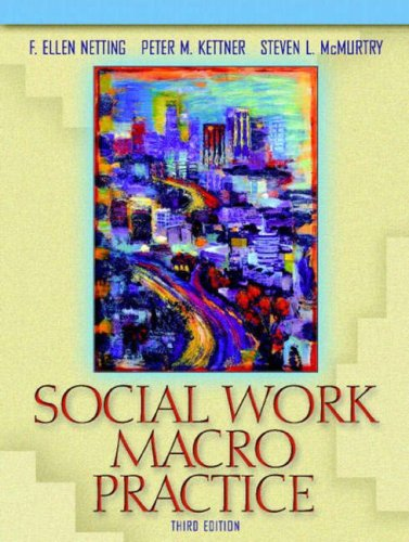 9780205380695: Social Work Macro Practice (3rd Edition)