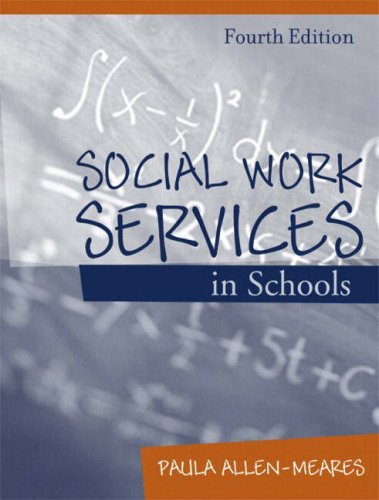 9780205381098: Social Work Services in Schools, Fourth Edition