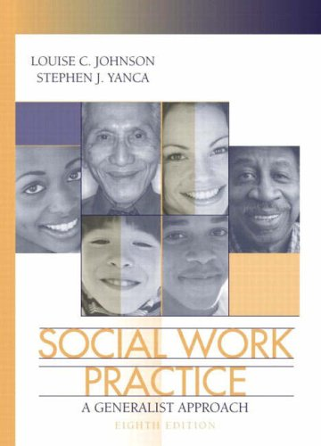 9780205381197: Social Work Practice: A Generalist Approach, Eighth Edition