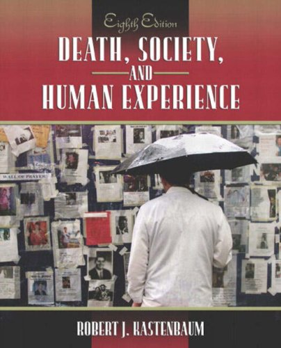 9780205381937: Death, Society, and Human Experience, Eighth Edition