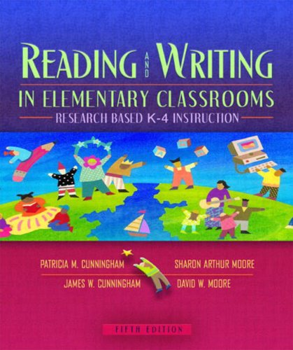 9780205386406: Reading and Writing in Elementary Classrooms: Research-Based K-4 Instruction (5th Edition)