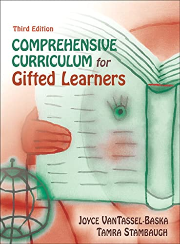 9780205388653: Comprehensive Curriculum for Gifted Learners (3rd Edition)