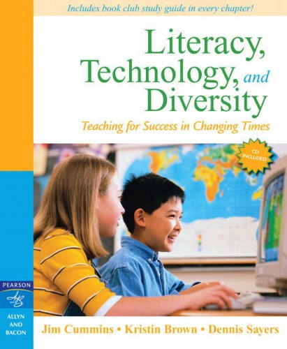 9780205389353: Literacy, Technology, and Diversity: Teaching for Success in Changing Times