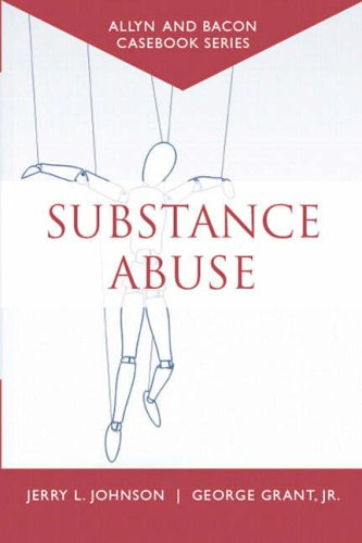 9780205389421: Casebook: Substance Abuse (Allyn & Bacon Casebook Series)