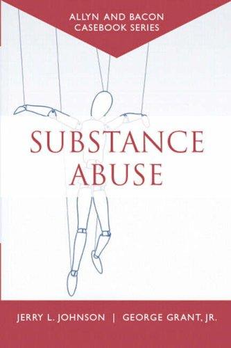 9780205389421: Casebook: Substance Abuse (Allyn & Bacon Casebook Series)