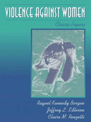 9780205392636: Violence Against Women: Classic Papers