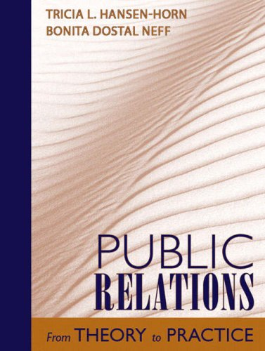 9780205393558: Public Relations: From Theory to Practice
