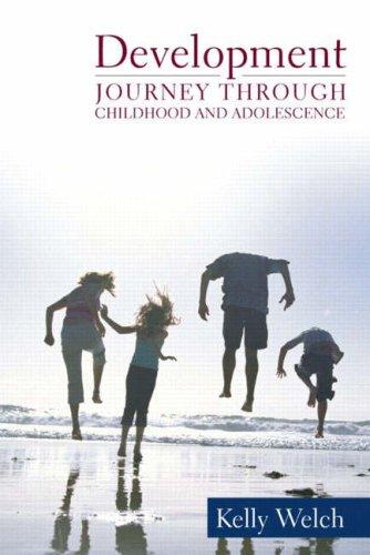 9780205395682: Development: Journey Through Childhood and Adolescence CD-ROM