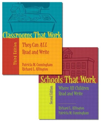 9780205396368: Classrooms That Work: They Can All Read and Write + 1/2 price Schools That Work: Where All Children Read and Write, 2nd Edition