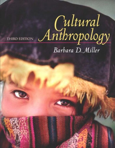 9780205401390: Cultural Anthropology (3rd Edition)