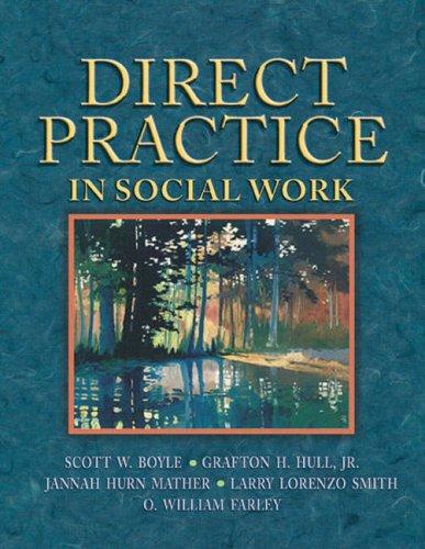 9780205401628: Direct Practice in Social Work