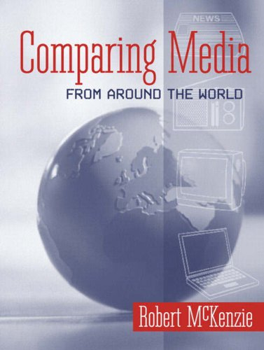 9780205402427: Comparing Media from Around the World