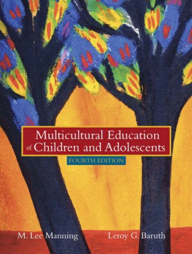 9780205402632: Multicultural Education of Children and Adolescents (4th Edition)