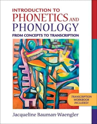 9780205402878: Introduction to Phonetics And Phonology: From Concepts to Transcription