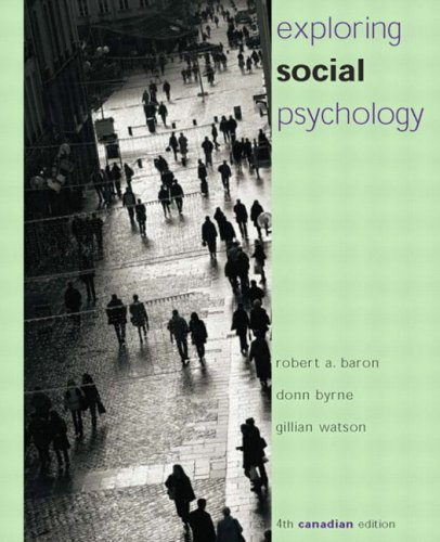 9780205403790: Exploring Social Psychology