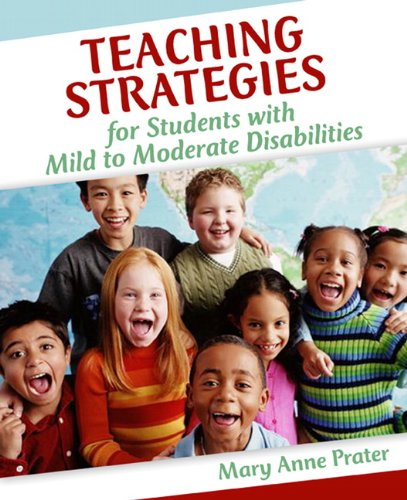 9780205404032: Teaching Strategies for Students with Mild to Moderate Disabilities