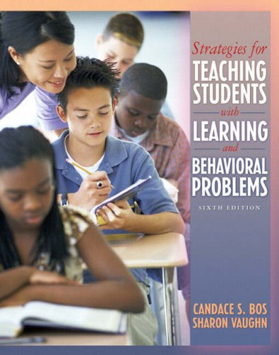 9780205407729: Strategies for Teaching Students with Learning and Behavior Problems (6th Edition)