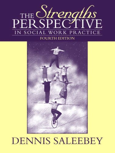 9780205408177: The Strengths Perspective in Social Work Practice